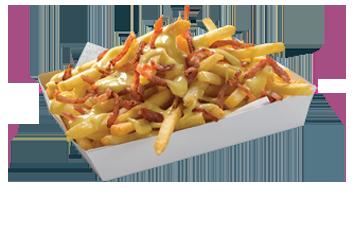 American Loaded Fries