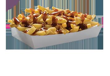 Aussie Loaded Fries