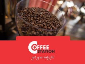 coffee station brand